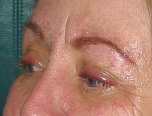 permanent cosmetics make up eyebrows after san diego